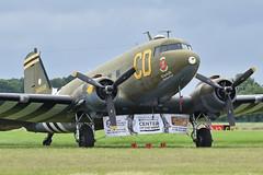 "Douglas C-47B-5-DK '348608 / CD' ""Betsy's Biscuit Bomber"" (N47SJ)"