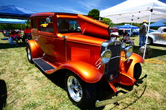 32 Chevy Sunset Gold