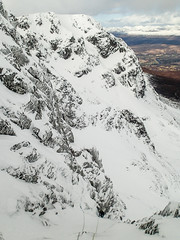 Jonno on Minus Two Gully P2
