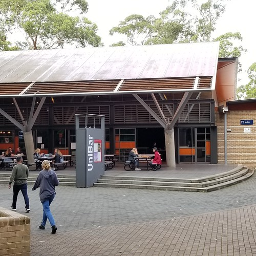 University of Wollongong Visit