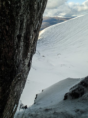 Jonno on Minus Three Gully P1/P2