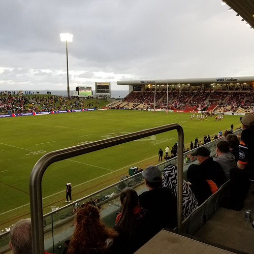Illawarra Dragons Rugby, Wollongong