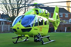 Air Ambulance thurcroft 20/03/2020