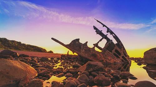 Wreck Of Gairloch