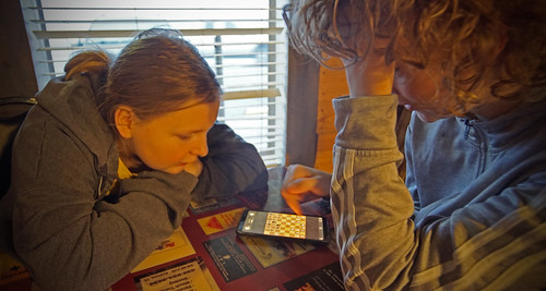 Chess in Andrews Texas