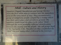 Why Nhill is Called Nhill