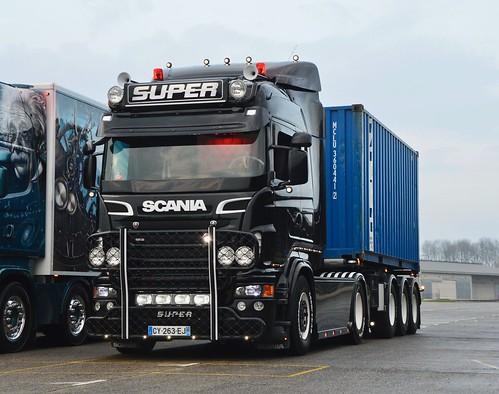 Fr-Team Sabbane-Scania V8 R HL