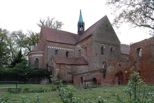 Arendsee, Klosterkirche
