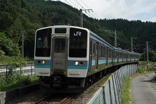 JRE_211系 長野色_