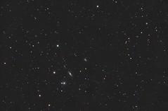 Cluster de Galáxias (NGC3187)