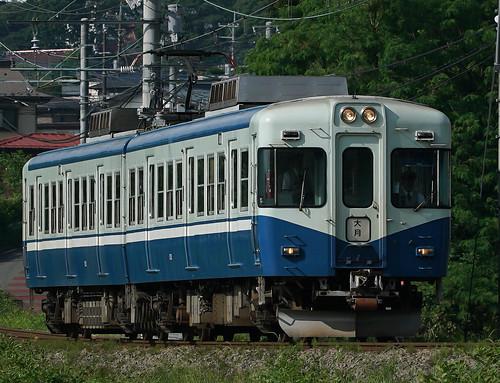 富士急 1000系 1202F リバイバルカラー