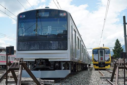 富士急 6000系 EX-JRE 205系3000番台_00006