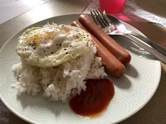 Hotdogsilog