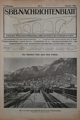 SBB News Bulletin February 1928