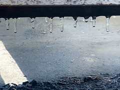 Little icicles