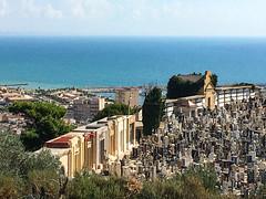 Licata, Sicily - graveyards