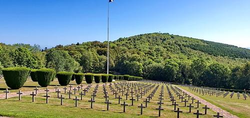 France 958 - Massif des Vosges, Mémorial de Hartmannswillerkopf ou du Vieil Armand