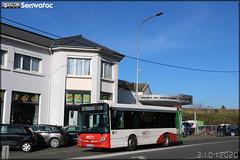 Heuliez Bus GX 137 – Agglo'Bus Grand Guéret Mobilité - Photo of Saint-Silvain-Montaigut