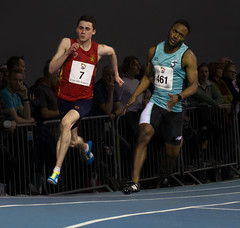 British Universities and Colleges Athletics Meeting, Sheffield