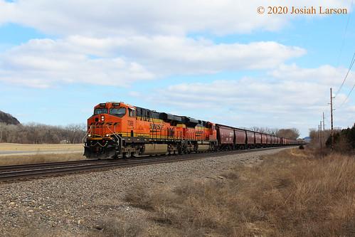 BNSF 7388 West