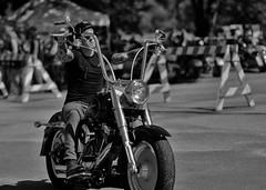 Hi-Bar Harley.