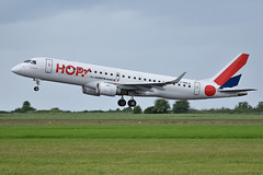 Embraer ERJ-190LR (190-100LR) 'F-HBLA' HOP!