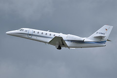 Cessna 680 Citation Sovereign 'D-CAWS'