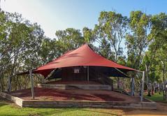 Playground Tent