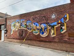 Prescott art on the alley