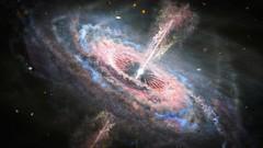 Quasar Tsunamis Rip Across Galaxies