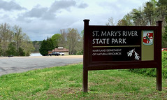 St. Mary's River State Park Site 1
