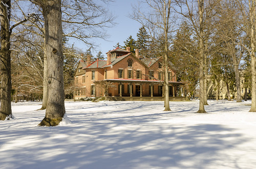Presidential Home - Rutherford B Hayes at Spiegel Grove II
