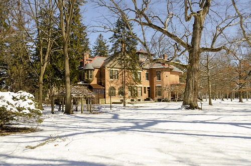 Presidential Home - Rutherford B Hayes at Spiegel Grove