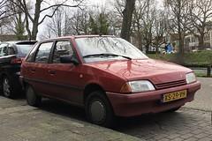 1989 Citroën AX 11 TE