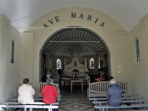 Mary of the Holy Oak chapel