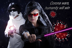 Corona Wars Virus Fight 2020 gratis Picture with Backlink