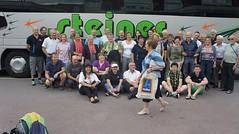 2014-08 Solvenien Gruppenfotos