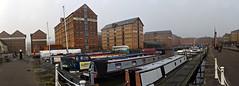gloucester docks: victoria dock