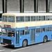 Hong Kong 1982: CMB LV156 (CT6046) in Connaught Road, Hong Kong Central