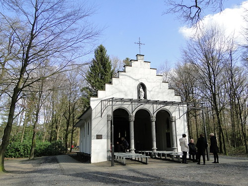 Chapel of the Holy Oak, Spoordonk