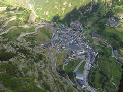Mirador Roc del Quer, Puerto de Ordino, Canillo, Andorra