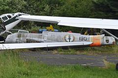 Morane-Saulnier MS.733 Alcyon '190' (F-AZAF)