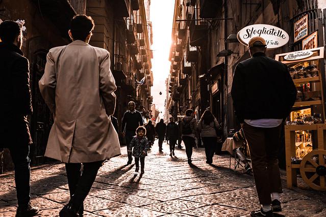 Naples la belle
