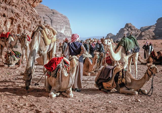 Sur les traces de Laurence d'Arabie