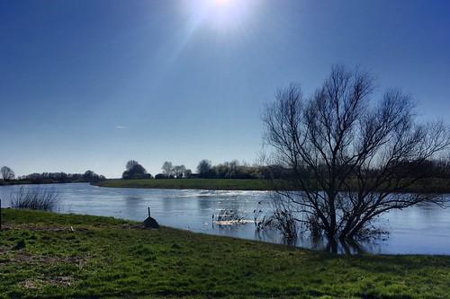 An der Weser, Rohrsen, Niecdersachsen