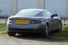 Aston-Martin DB9 (2005)