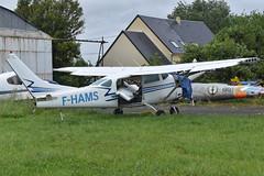 Cessna U.206E Stationair 'F-HAMS'