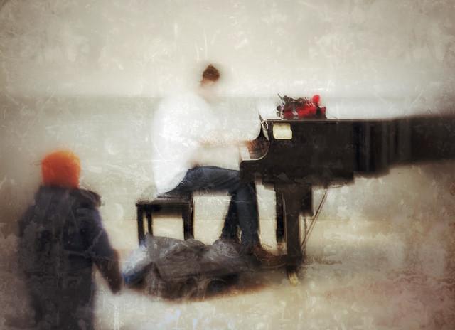 Sonate en flou mineur