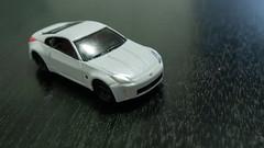 Week 44 - Viewpoint - Nissan 350Z Hotwheels Toy Car