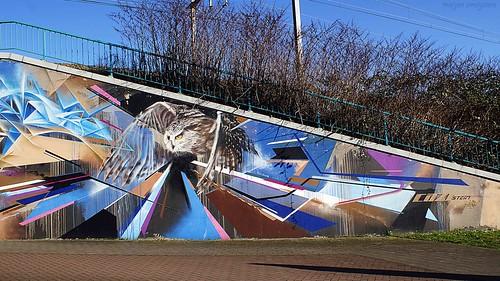 Street Art Ghent, Belgium